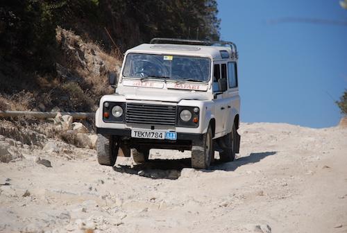 Hilde Jeep Safari