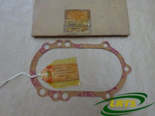 NOS GENUINE LAND ROVER GASKET CLUTCH WITHDRAWAL HOUSING SERIES 1948-64 PART 213663