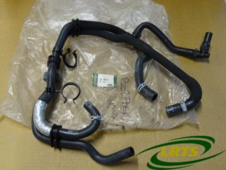 GENUINE LAND ROVER HOSE ASSEMBLY HEATER OUTLET DEFENDER PUMA 2007 ONWARD PART JHC500150