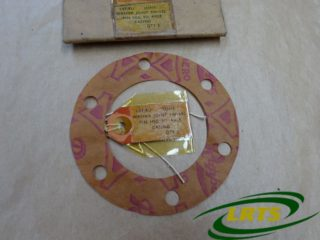 NOS GENUINE LAND ROVER JOINT WASHER GASKET SWIVEL BALL TO AXLE CASING SERIES 1948-1984 232413