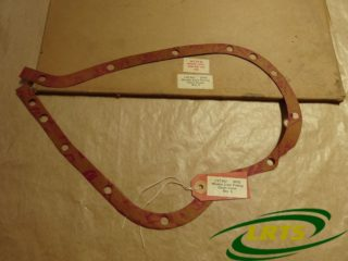 NOS GENUINE LAND ROVER SERIES I AND II 1948-58 JOINT WASHER TIMING CHAIN COVER PART 09102