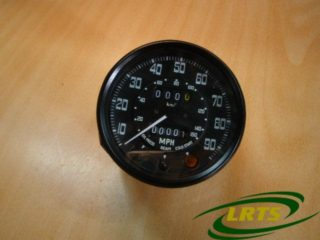 GENUINE LAND ROVER SERIES III MILITARY TYPE 101 FWC SPEEDOMETER PART 579186 RTC5034