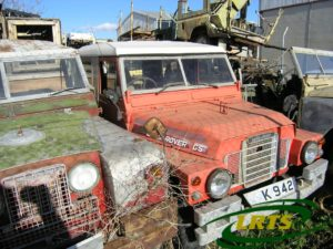 Land Rover Treasure Shop Lightweight Series 2