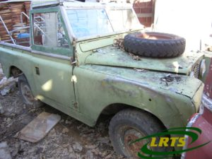 Land Rover Treasure Shop Series III 3