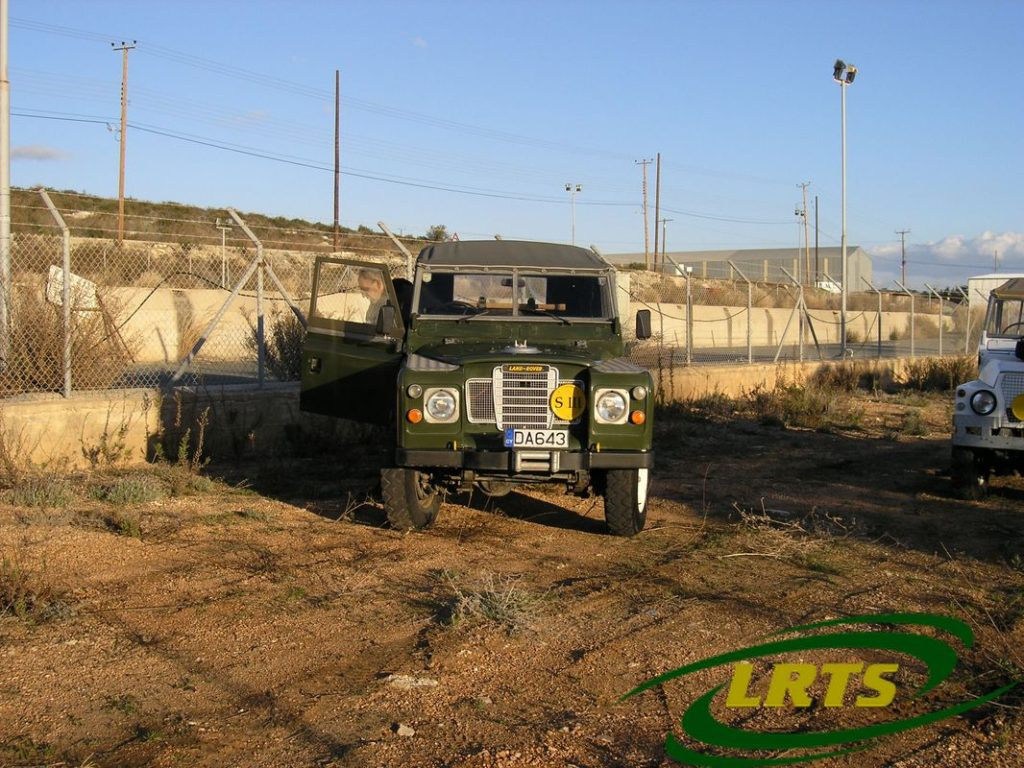 Land Rover Treasure Shop Series III Green 3b