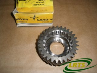 GENUINE LAND ROVER SANTANA GLR120A OVERDRIVE GEAR TO HE49005693 PART NO 120788
