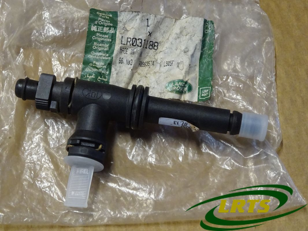 Genuine Land Rover Adaptor Clutch Slave Cylinder Defender Puma 2007 Onward Part Lr031188