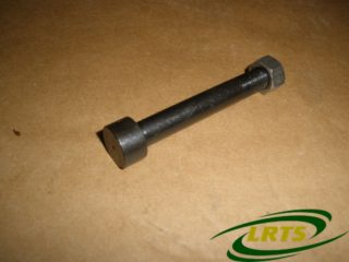 NOS LAND ROVER CENTRE BOLT AND NUT OR DOWEL FOR SWB SERIES REAR SPRING LEAF PART 243130