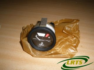 NOS LAND ROVER WATER TEMPERATURE GAUGE 24 VOLTS DEFENDER 90 110 PART PRC3163 PRC3162 PRC7312