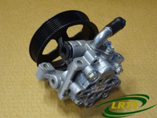 GENUINE LAND ROVER POWER STEERING PUMP DEFENDER PUMA 2007 ONWARD LR031518