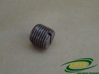 LAND ROVER THREADED PLUG FOR TAPPET FEED PIPE PART 247861