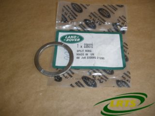 NOS GENUINE LAND ROVER LAYSHAFT SPLIT RING SERIES 1948-69 PART 239272