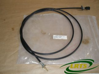 GENUINE SANTANA LAND ROVER SPEEDOMETER CABLE GB 5 SPEED PART 127550