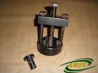 GENUINE LAND ROVER TOOL FOR REMOVAL CRANKSHAFT AND TIMING GEARS PART LRT12031