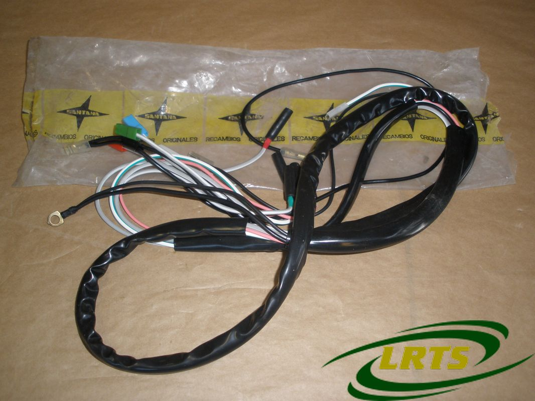 Genuine Santana Land Rover Windscreen Wiper Wiring Harness Assembly Electronics Wire Part 176344