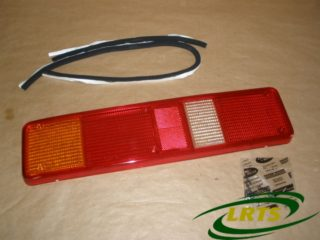 GENUINE LAND ROVER FREIGHT SHERPA REAR LEFT HAND COMBI LIGHT LENS PART BAU2253