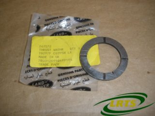 GENUINE LAND ROVER THRUST WASHER SHIM 2ND SPEED MAIN SHAFT GEAR SERIES PART 267572