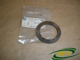 GENUINE LAND ROVER THRUST WASHER SHIM 2ND SPEED MAIN SHAFT GEAR SERIES PART 267573