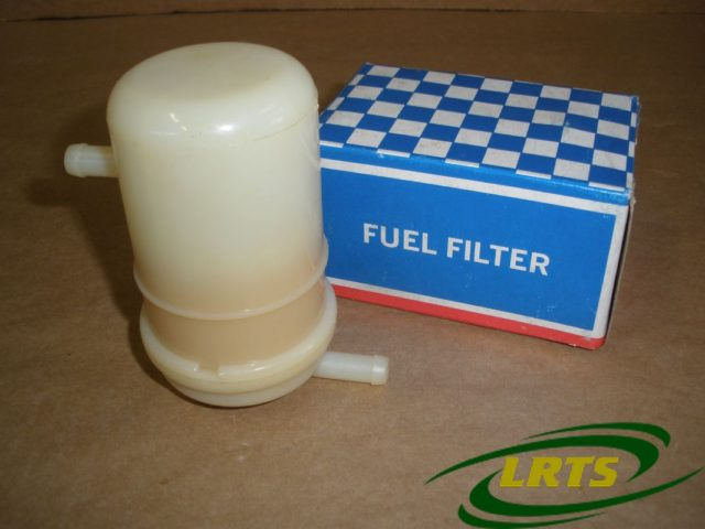NOS LAND ROVER IN LINE FUEL FILTER MILITARY TYPE VARIOUS MODELS PART GFE7173