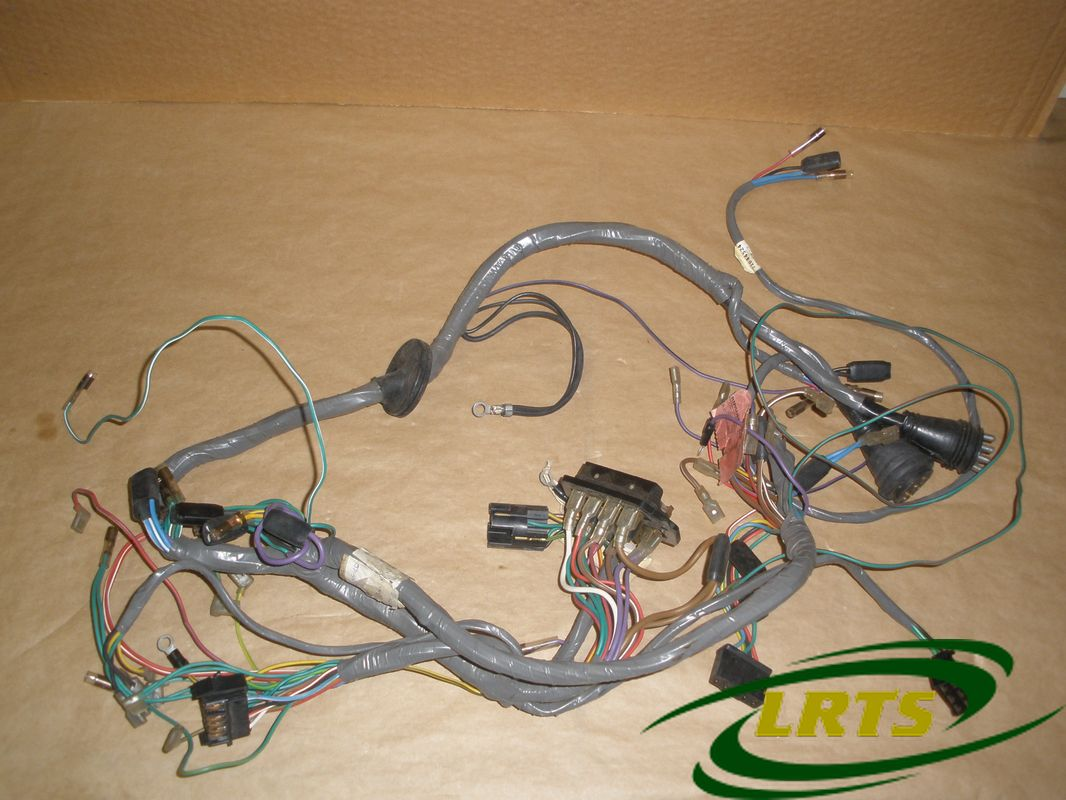 Nos Genuine Right Hand Drive Bedford Mk Cab Wiring Harness Part 91044524