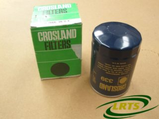 NOS CROSLAND OIL FILTER LAND ROVER DEFENDER DISCOVERY RRC P38 PART ERR3340 ERR1168