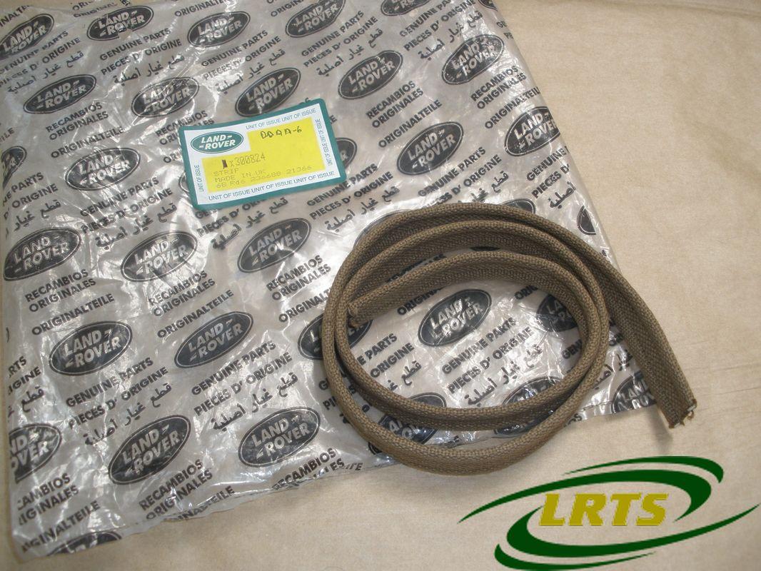 Land Rover Bonnet Strip Part# 300824
