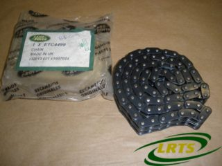 NOS GENUINE LAND ROVER ENGINE TIMING CHAIN SERIES LIGHTWEIGHT DEFENDER PART ETC4499