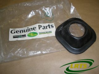 NOS GENUINE LAND ROVER GEAR LEVER GAITER ALL SERIES I II IIA III 1950-84 PART 301437