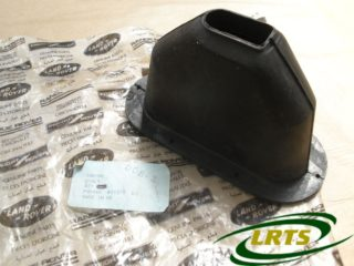 NOS GENUINE LAND ROVER RUBBER HANDBRAKE GAITER SERIES INCLUDING LIGHTWEIGHT PART 338780