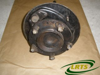 NOS GENUINE LAND ROVER SERIES I LH (LONG) REAR AXLE SHAFT ASSY COMPLETE PART 231266