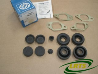 "NOS GENUINE WHEEL CYLINDER REPAIR KIT 10"" BRAKE LAND ROVER SERIES PART 266687"