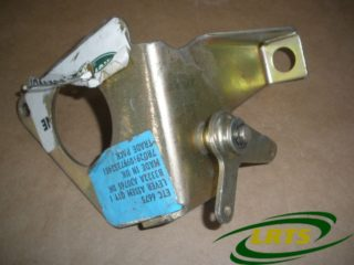 GENUINE LAND ROVER THROTTLE LEVER BRACKET ASSY 2.5 NA DIESEL DEFENDER PART ETC6675