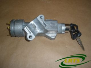 NOS MOD LAND ROVER DEFENDER STEERING COLUMN LOCK PART QRF100870 NRC3908 ANR2847