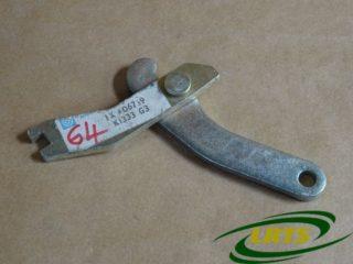 GENUINE LAND ROVER HAND BRAKE LINKAGE LT95 V8 4 SPEED GEARBOX PART 606739