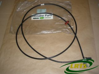 NOS GENUINE LAND ROVER SPEEDO METER CABLE LEFT HAND DRIVE SERIES III PART 623055