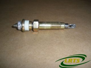 NOS LAND ROVER GLOW PLUG FOR SERIES II IIA & III DIESEL MODELS PART 568335