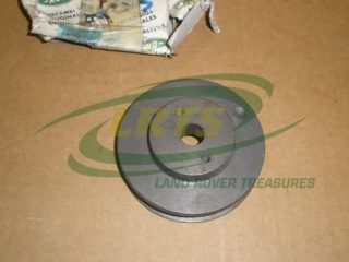 GENUINE LAND ROVER 24V IDLER PULLEY MILITARY VEHICLES PART 549701