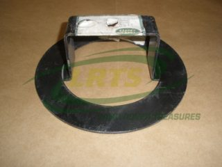 GENUINE LAND ROVER DEFENDER BONNET MOUNTED SPARE WHEEL RETAINER BRACKET PART MUC2440