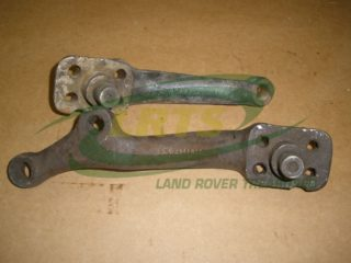 GENUINE LAND ROVER PAIR OF STEERING ARMS RHD VEHICLES PART 530989 530988