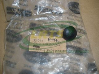 GENUINE LAND ROVER RUBBER GROMMET BLANKING PLUG SERIES AND DEFENDER PART 331083