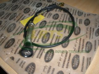 GENUINE LAND ROVER THROTTLE CABLE ASSEMBLY DEFENDER 90 110 PART NTC8553