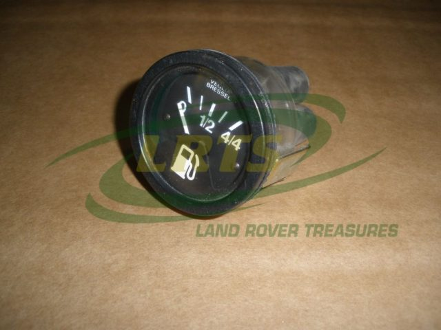 GENUINE 24 VOLTS VEGLIA SANTANA LAND ROVER FUEL GAUGE FITS LAND ROVER DEFENDER PART 436053