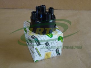 GENUINE LAND ROVER DISTRIBUTOR CAP 4 CYL PETROL SERIES DEFENDER PART RTC3278 GDC136