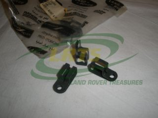GENUINE LAND ROVER SERIES ACCELERATOR LINK ROD CLIP PART 531394