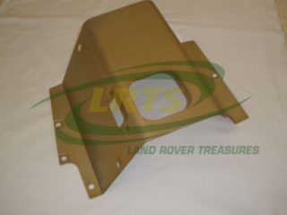 GENUINE LAND ROVER SERIES GEARBOX TUNNEL PART 338499