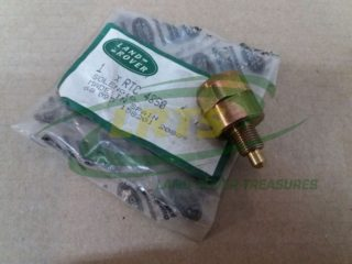 GENUINE LAND ROVER STARTER SOLENOID 2.25L 4 CYLINDER ENGINES PART RTC4850