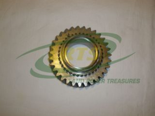LAND ROVER 1ST SPEED MAIN SHAFT GEAR SUFFIX D SERIES 3 PART FRC3201
