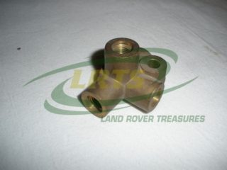NOS LAND ROVER 5 WAY BRAKE CONNECTION UNION SERIES 2 2A PART 279412