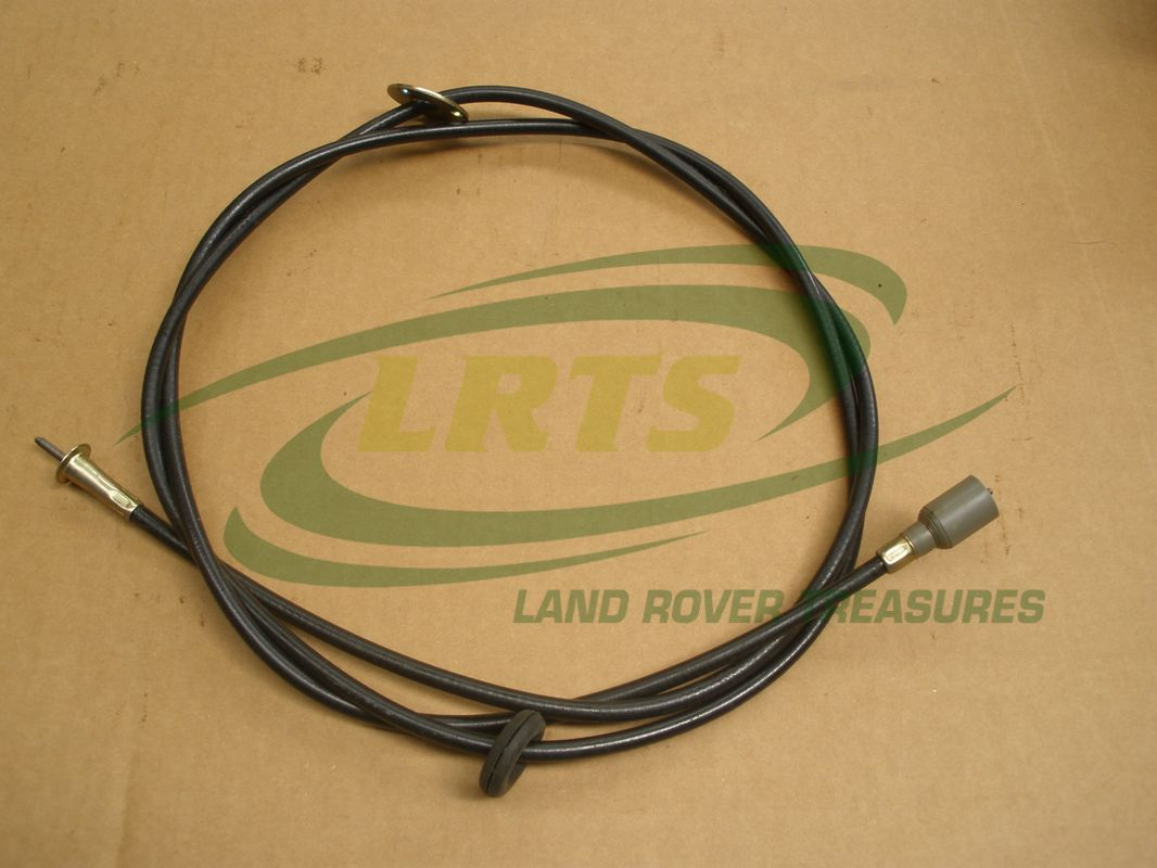 Nos Land Rover Left Hand Drive Series Iii Speedo Meter Cable Part Wiring 3 90623054