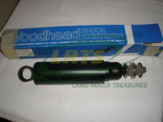 WOODHEAD REAR HD SHOCK ABSORBER LAND ROVER SERIES 109 LWB MODELS PART RTC4442